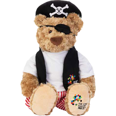 Orlando Pirate Bear