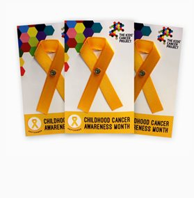 Gold Ribbons - 3 pack