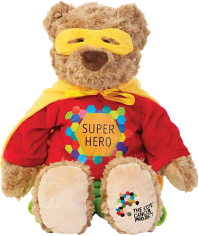 Sammy Superhero Bear
