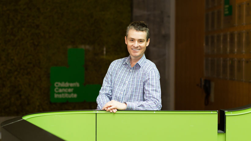 Behind the science: Associate Professor Josh McCarroll