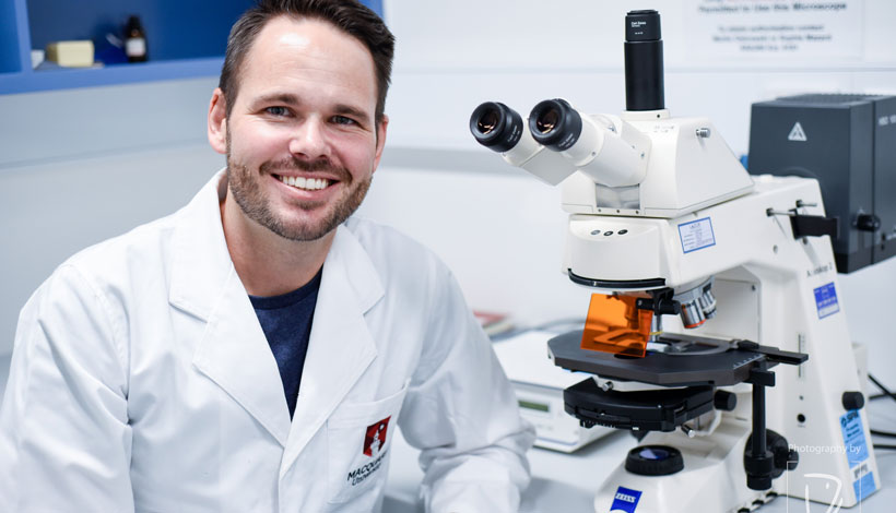 Behind the Science: Dr Andrew Care