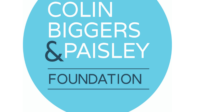 Colin Biggers & Paisley - helping kids with cancer