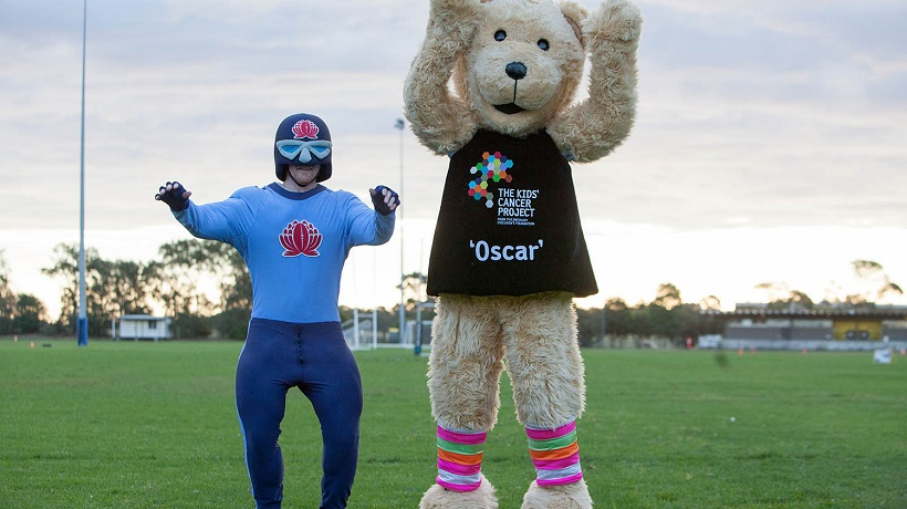 NSW Rugby announces game changer for kids' cancer