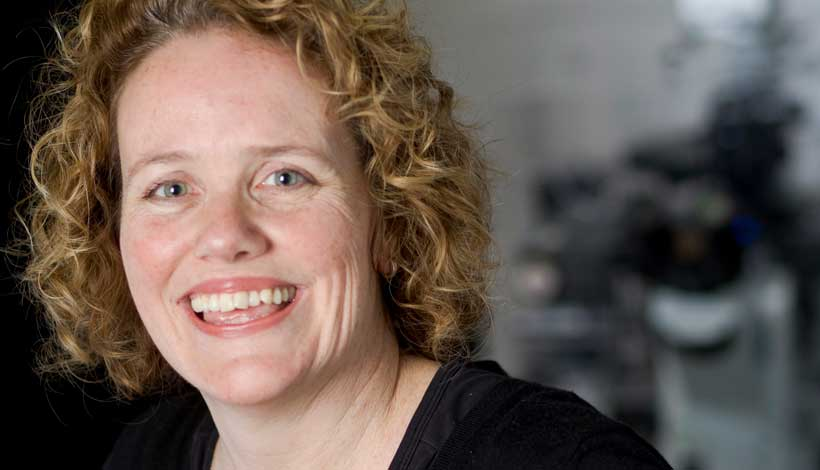 Behind the science: Associate Professor Geraldine O'Neill