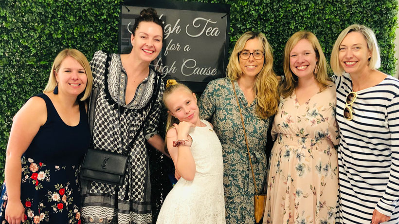 High Tea for a High Cause 2019