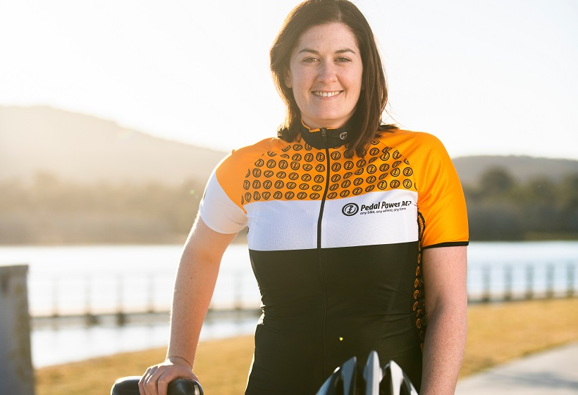Meet our cycling community ambassador
