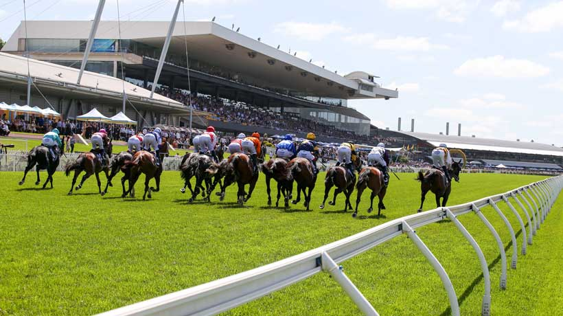 Australia's Biggest Charity Race Day