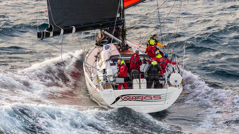 Sydney to Hobart skipper sails for kids with cancer
