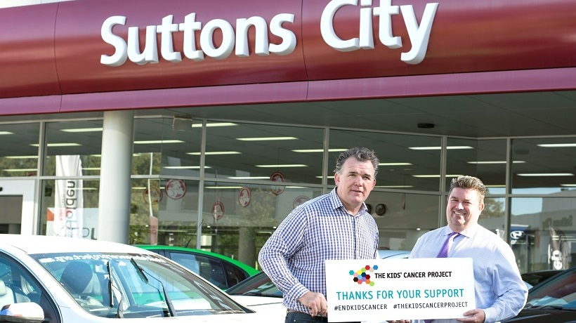 Suttons City drives fundraising initiatives